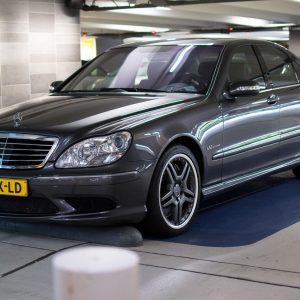 Mercedes W220 Yedek Parça